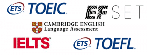 IELTS TOEFL Cambridge English TOEIC